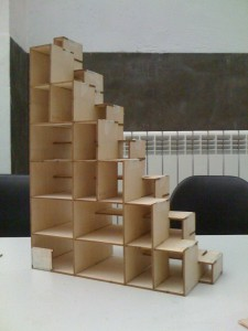 1/6 scale model 02